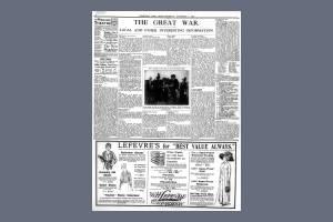 7 NOVEMBER 1914