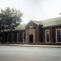 Litherland Library, 1980s