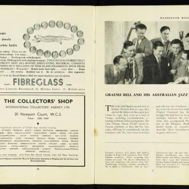 National Federation of Jazz Organisations, Royal Festival Hall - 1955 007