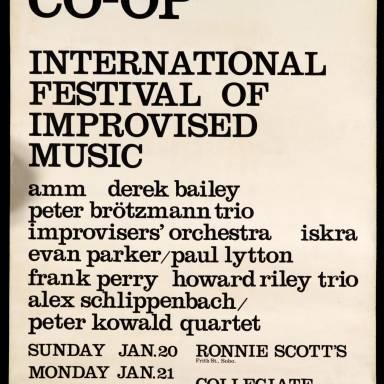 Musicians' Co-Op 1974