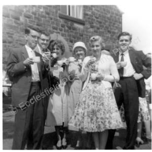 Laurel Cottage Grenoside Whit Monday 1960
