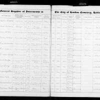 Burial Register 57 - March 1902 to June 1903