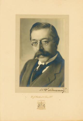 1924-25: William Reginald Ormandy