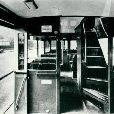 South Shields Corporation Tramways car no.52