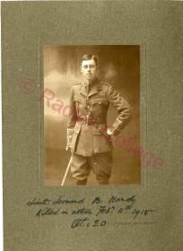 WW1 HardyLB1