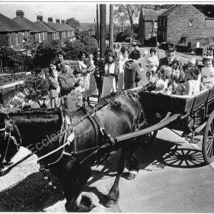 Silver Jubilee Celebrations Hallwood Road 1977