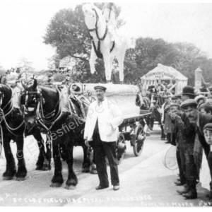 Hospital Parade 1910 Lady Godiva, The Common