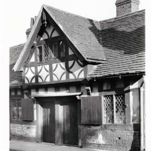Almshouses, Berrington Street, Hereford