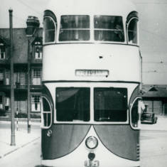 South Shields Corporation Tram car no. 48