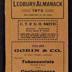 Tilley's Ledbury Almanack 1972
