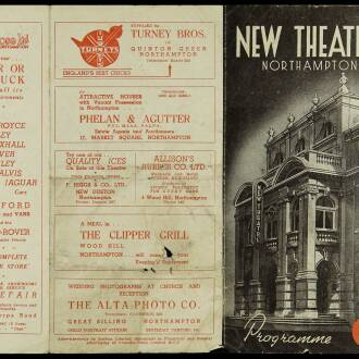 New Theatre, Northampton, November–December 1950