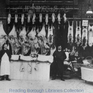 Jennings and Company, butchers.