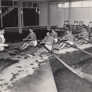 Hereford Rowing Club training