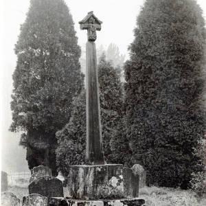 Tyberton Cross, Herefordshire