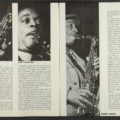 Duke Ellington Orchestra British Tour – February 1964 005