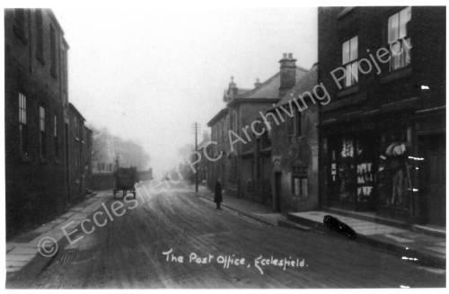 Ecclesfield Village, Old Post Office, Church Street