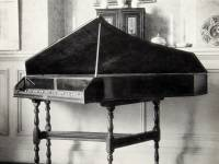 Eagle House, Wimbledon: Harpsichord