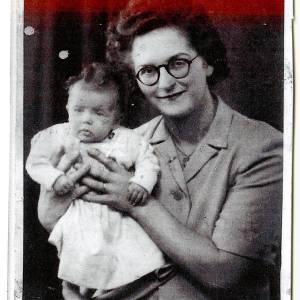 Edith Emmaline Hargest (nee Kathro) aka Dede