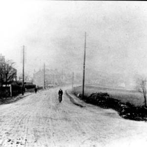 Penistone Road From Junction Of Salt Box Lane  And Wheel Lane