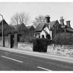 High Green Primary School, Headteacher's house on Wortley Road.
