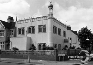 Wimbledon Mosque, Durnsfold Road, Wimbledon