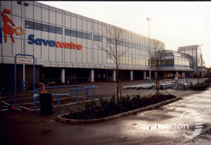 Savacentre, Colliers Wood