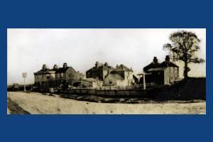 Croydon Road: Blue House Cottages