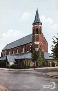 St. Luke's Church, Ryfold Road, Wimbledon Park