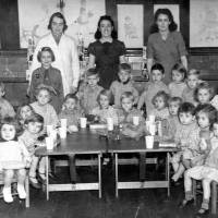 Bootle's First Wartime Nursery Class