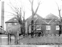 Workhouse building on Mitcham Common