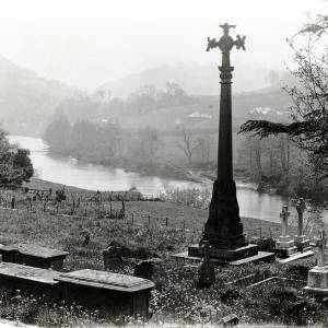 Welsh Bicknor Cross, 1928