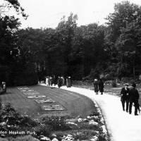 The Carpet Garden, Hesketh Park