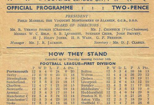 19481016 Programme