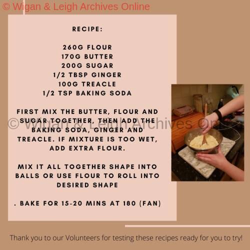 Ginger Snap Recipe