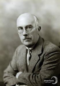 Ernest Fielder of 46 Queens Road, Wimbledon