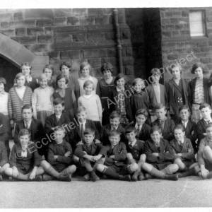 Grenoside Junior School c1920 a