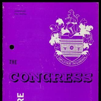 Congress Theatre, Eastbourne, March 1964 - P02