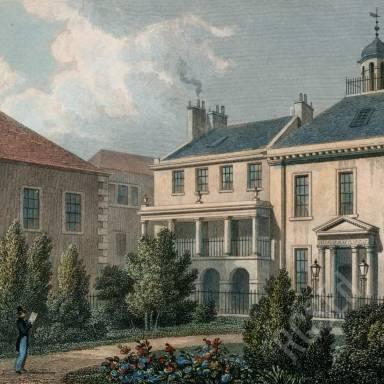 Old Surgeons' Hall, Surgeons' Square Edinburgh