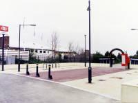 St. Helier Station, Morden
