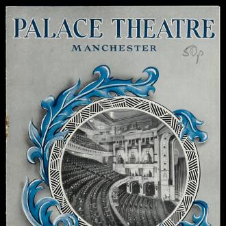 Palace Theatre, Manchester, June 1957