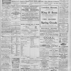 Hereford Journal - 14th February 1914
