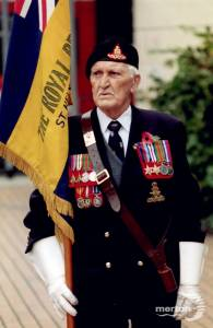 James Curran, Royal British Legion (St Helier)