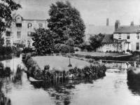 Grove Mill, Mitcham Bridge