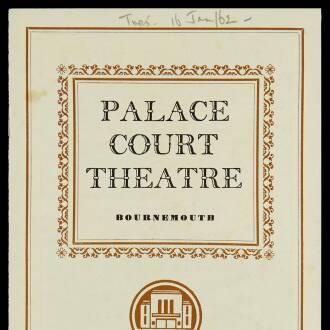 Palace Court Theatre, January 1962