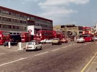 London Road, Morden: Bus Station