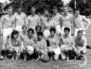 Mitcham Korfball Team