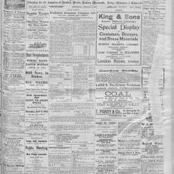 Hereford Journal - 14th March 1914