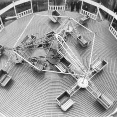 Ride at Amusement Park, South Shields