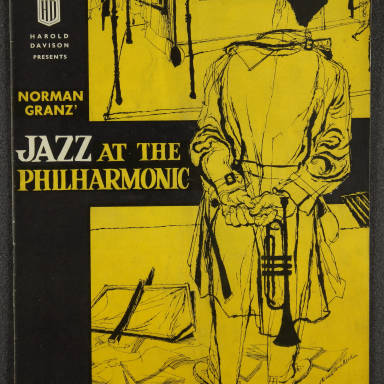 Norman Granz' Jazz at the Philharmonic First British Tour 1958