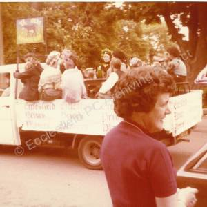 Ecclesfield Gala Procession July 1979